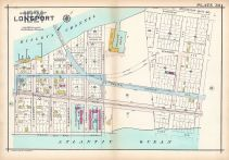 Plate 039, Atlantic City 1924 Absecon Island Vol 2 Ventnor - Margate - Longport